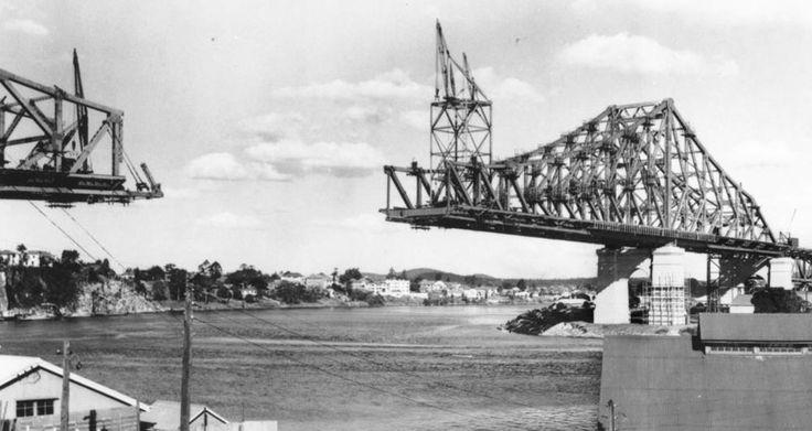 Brisbane Story Bridge, Kangaroo Point