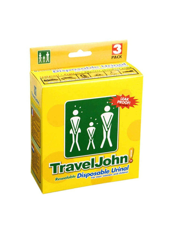 TravelJohn is probably one of the best products that you can get on Wikaniko. It is perfect for any emergency situation where you can't get to a loo for a tinkle – or more importantly, where the elderly relatives or young children in your care are desperate for the loo. £6.98 for pack of 3