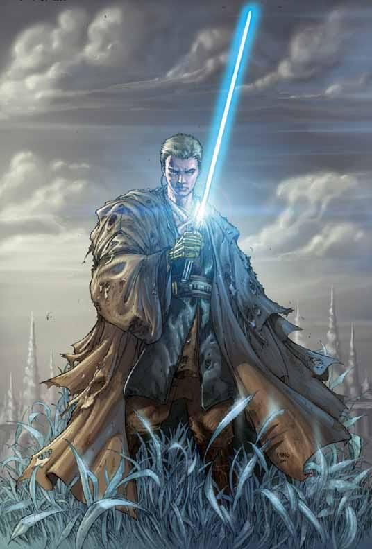 Jedi Anakin Skywalker