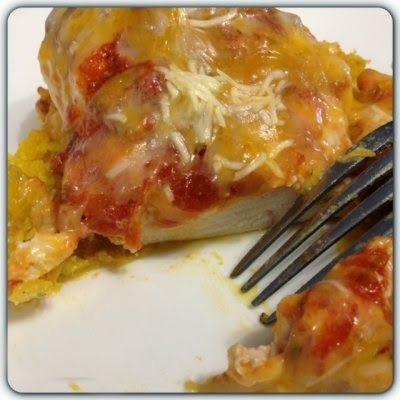 Chicken Parmesan w/ Spaghetti Squash