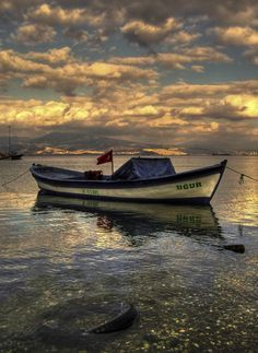 Boat by Metin Canbalaban on 500px