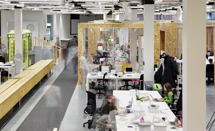 Gallery of Airbnb's European Operations Hub in Dublin / Heneghan Peng Architects - 9