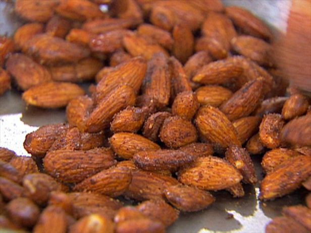 Get this all-star, easy-to-follow Spiced Almonds recipe from Ellie Krieger