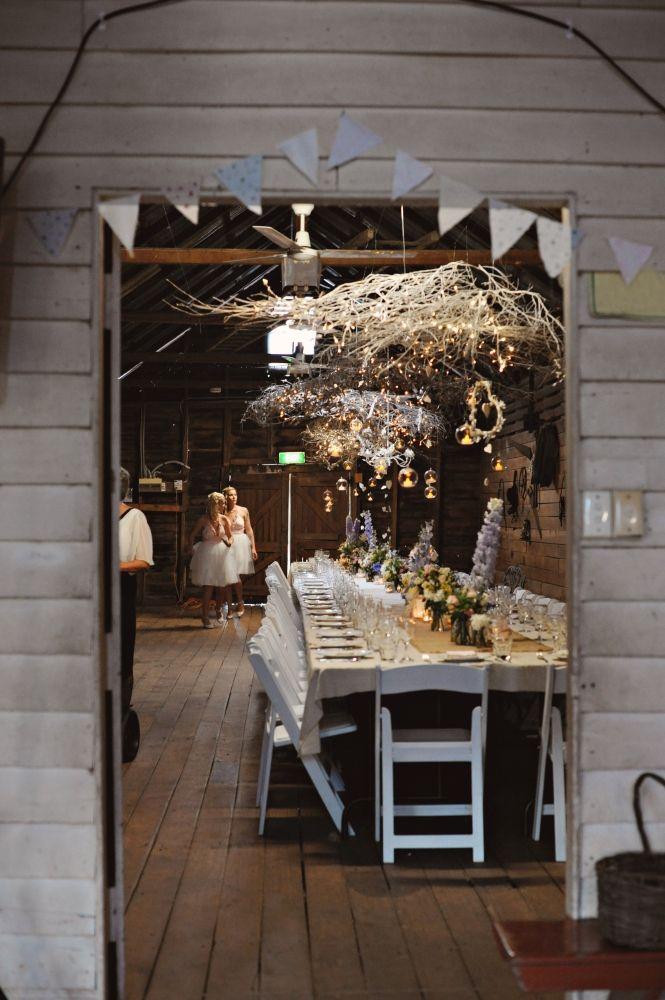 Barn Wedding Kenilworth Homestead