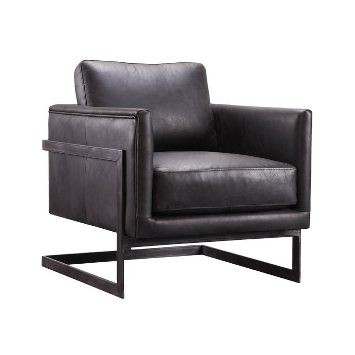 Mori Armchair Club Chairs Leather Club Chairs Moe S Home