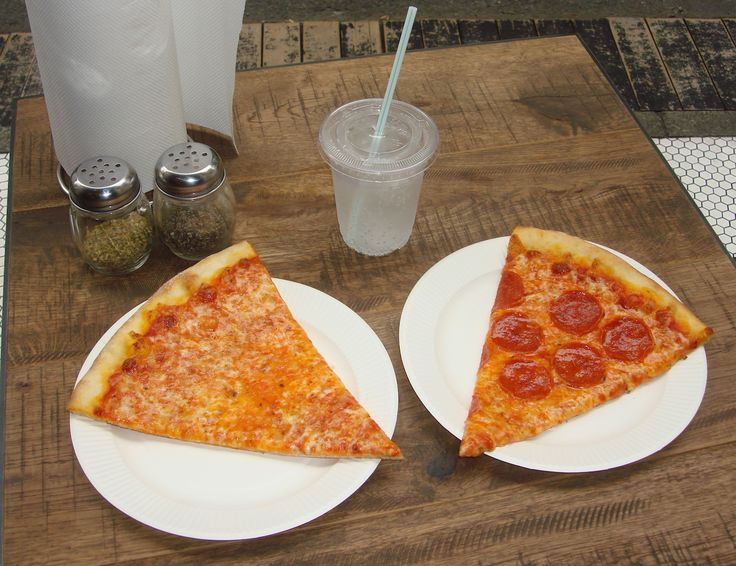 """Finally, New York-style pizza by the slice is available in Tokyo. Nestled in a backstreet in Sarugaku-cho, Pizza Slice stylishly serves up authentic NYC pizza. Everything about the food smacks of authenticity. The pizza slices are perfect – they're foldable, <a href=""""https://tokyocheapo.com/food-and-drink/pizza-slice/"""" class=""""read-more"""" rel=""""bookmark"""">[…]</a>"""