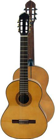 Ver Modelo B20Fa (Amarilla): Guitarra Flamenca del Constructor Francisco Bros, en el Blog de guitarra Artesana
