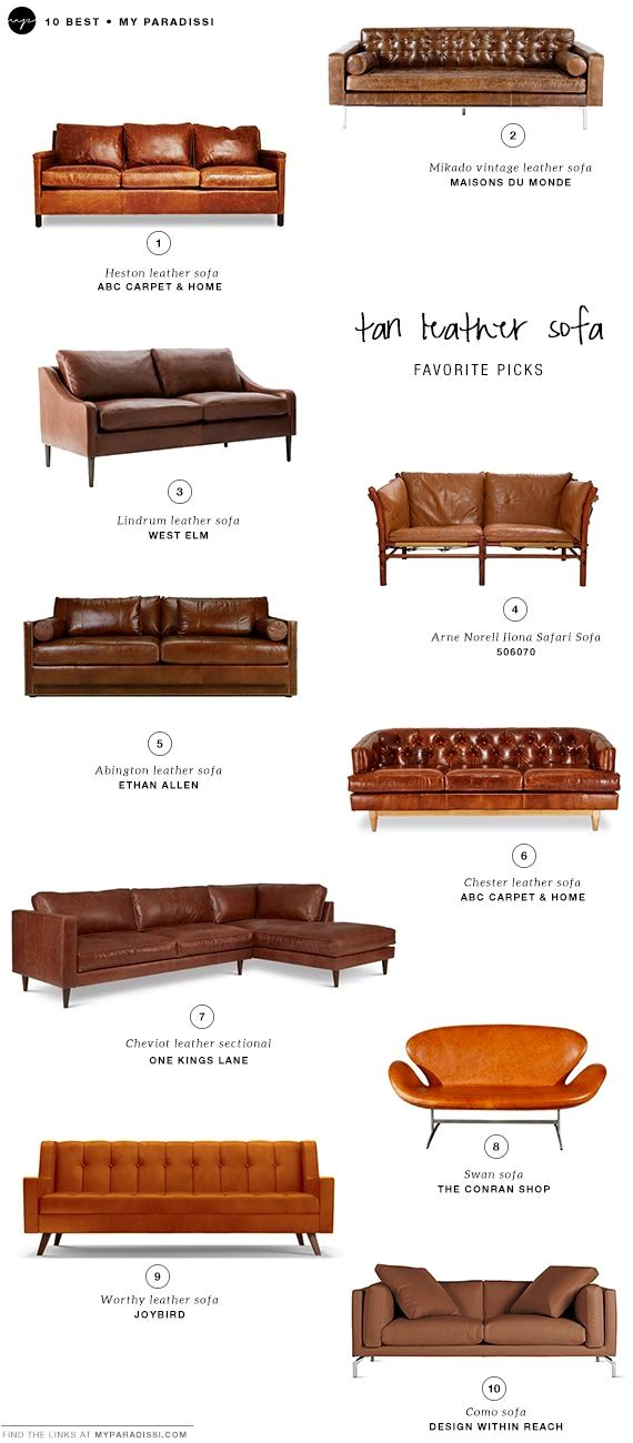 Tips That Help You Get The Best Leather Sofa Deal Tan Leather