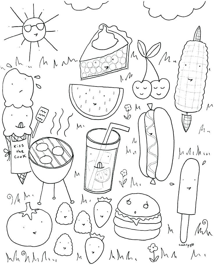 simple adult coloring pages packed with food web coloring