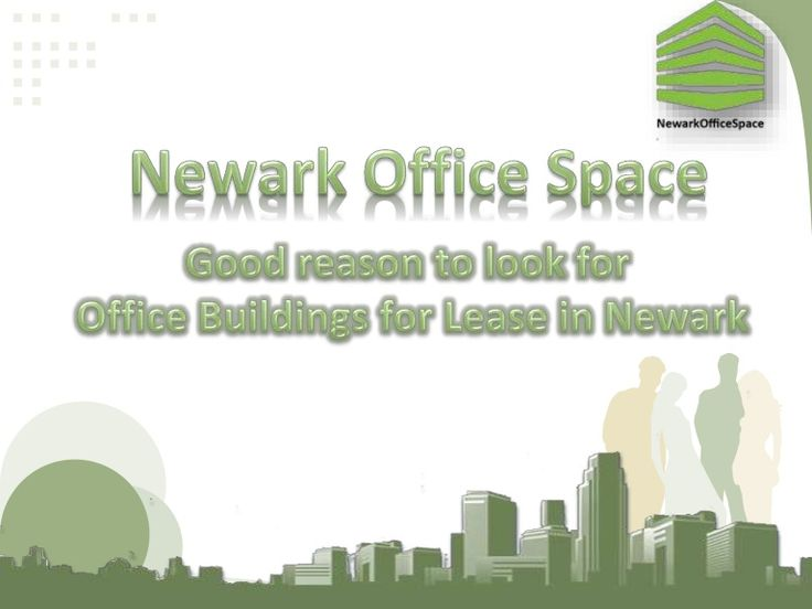 A location in the city of Newark can bring about a huge customer/client base. Contact Us http://cm.gy/newarkofficel