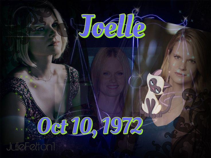 Joelle Carter 10/10/1972 Libra