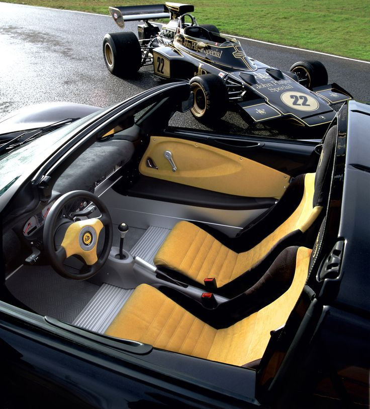 """""""Drove one of these for a photo shoot-the light structure lends a wonderful animated feel that Lotus is so good at. Until the rear control arm popped off the suspension. (fragility- the other thing Lotus is good at)"""" KB Lotus Elise"""