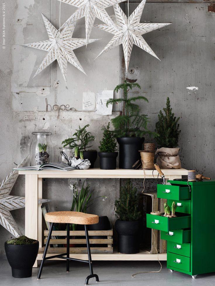 gr n jul ikea sverige livet hemma let 39 s be jolly. Black Bedroom Furniture Sets. Home Design Ideas