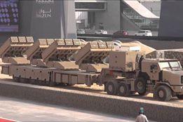 Birleşik Arap Emirlikleri JobariaDefence Systems firması için alt yüklenici olarak Roketsan sistem tasarımı yapmış. Bu araçtaki 107mm roketler Roketsan uretimi.