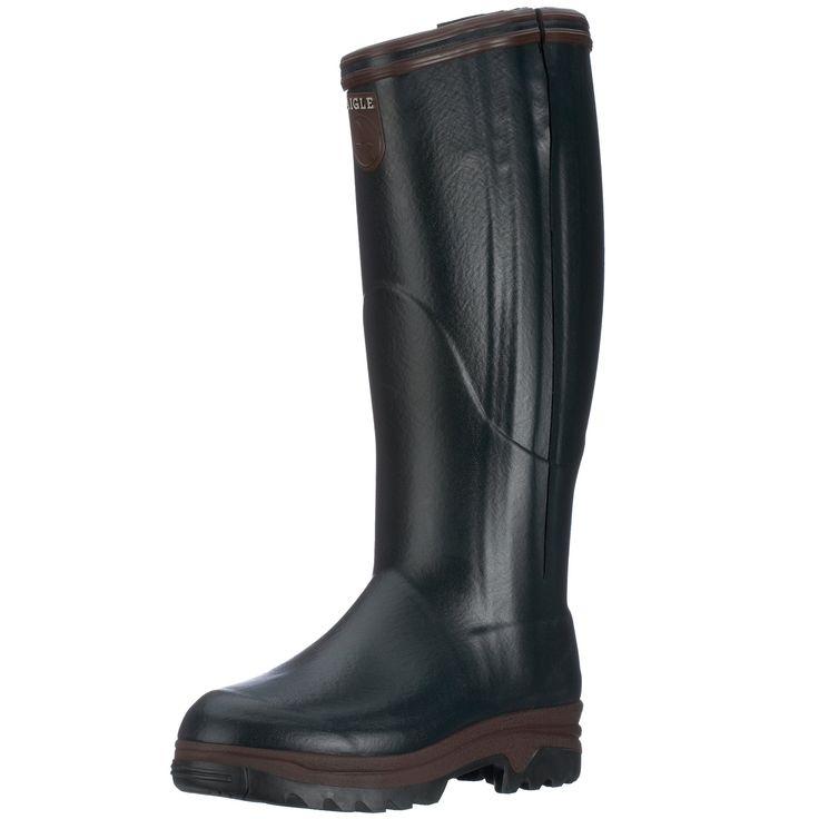 Aigle Parcours Iso Open 85757 Unisex-Erwachsene Gummistiefel: Amazon.de: Schuhe & Handtaschen