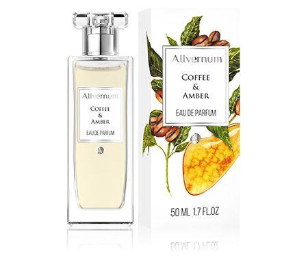 ALLVERNUM Woda Perfumowana Coffee&Amber 50ml - Allvernum - Szczegóły produktu