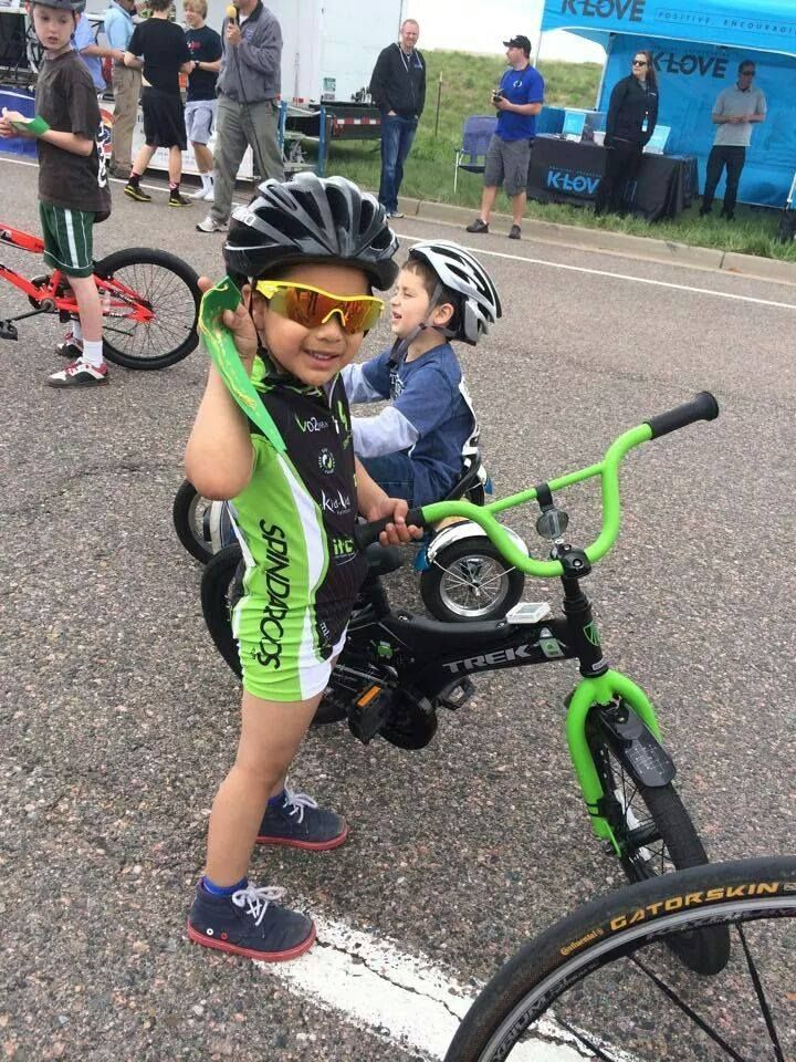 Cute Kids cycling little cyclist Cycling Helmet 9c1bb4f7e