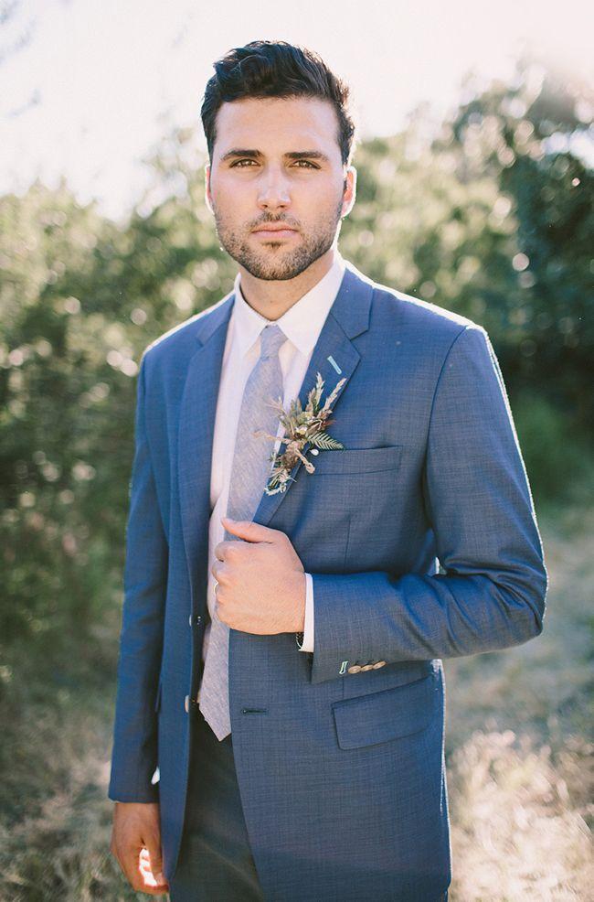 Groom // Tessa Barton Wedding