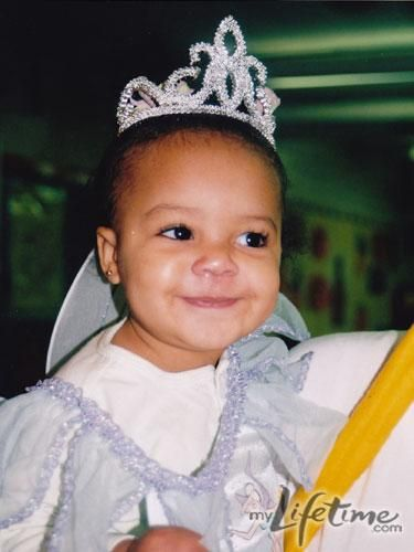 Dance Moms Holly baby pictures | Nia Frazier | Pinterest ...