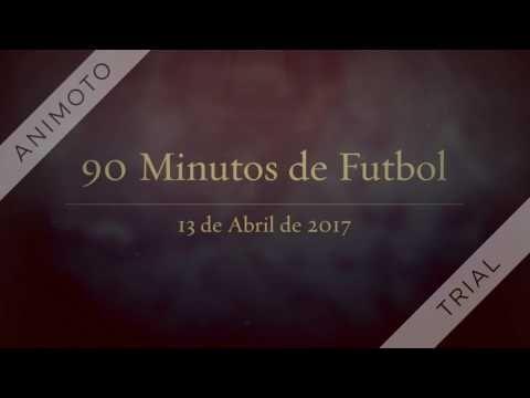 13/04/2017. 90 Minutos de Futbol (VIVO)