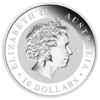 Australian Kookaburra Queen