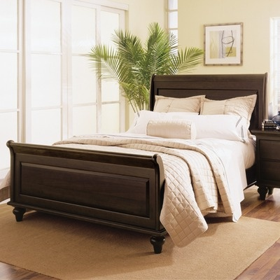 Kincaid Somerset-Sleigh Bed - I've always wanted a Sleigh Bed  :)