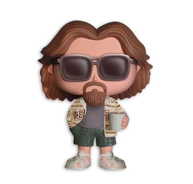 The Big Lebowski Pop! Vinyl Figur The Dude (Jeff Bridges). Hier bei www.closeup.de