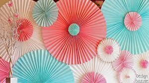 Resultado de imagen para guirnaldas de papel