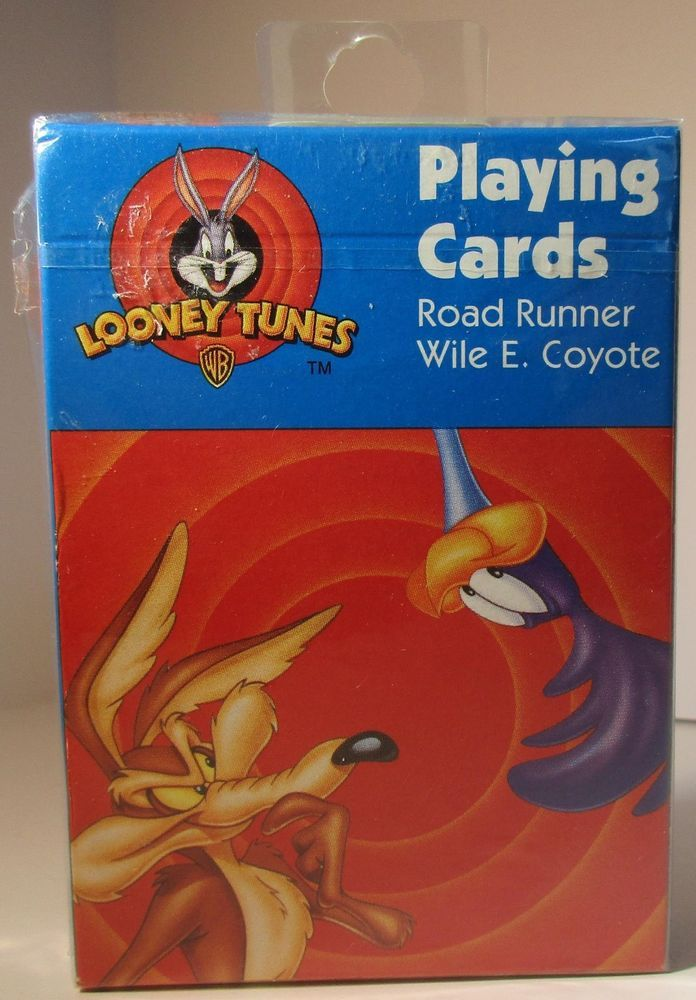 Roadrunner and wile e coyote toys