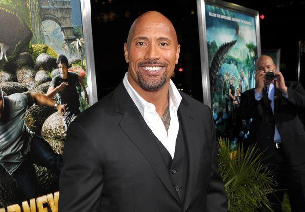 The Top Five Famous Bald Men