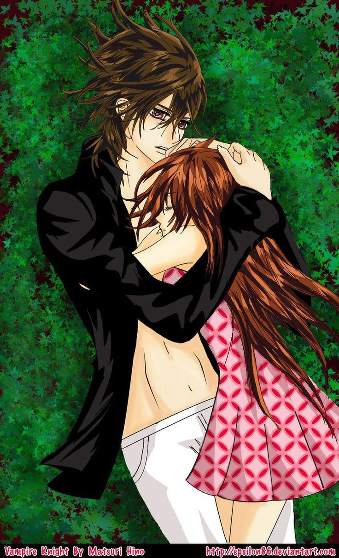 Vampire Knight's Kaname and Yuki