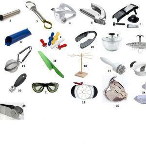 21 Kitchen Utensils And Appliances