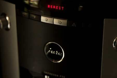 Espressomaschine - (Foto: Martin Goldmann)
