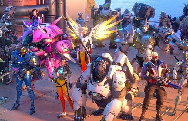 Report - Overwatch Servers Down Following Lizard Squad DDoS Attack