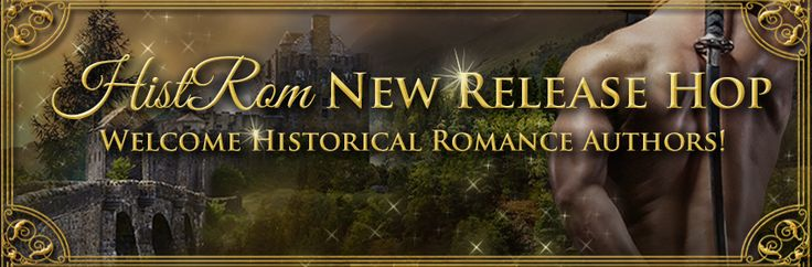 If you're a historical romance author with a new release in either May or June, you can join the #HistRom New Release Hop! A free and fun historical romance author Facebook hop. Join the group and sign up for this month's promo here: https://www.facebook.com/groups/744338309045232/     ***Only historical romance authors can join the private group but readers, stay tuned for more details!