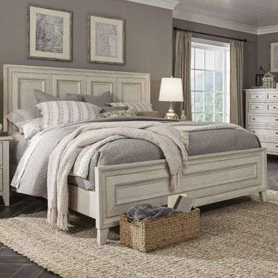 Beachcrest Home Nyssa Panel Bed Size: Queen