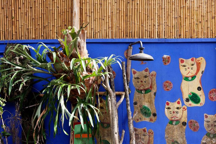 HOME & GARDEN: La maison d'une artiste : Ambiance bohème à Sao Paulo