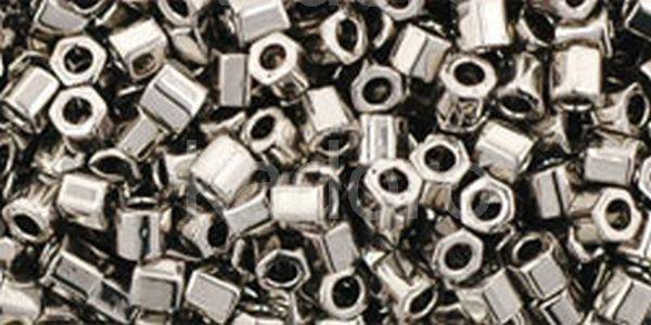 TOHO Hex 8o-711 Nickel - 10 g  Koraliki TOHO  »  TOHO Hex 8o
