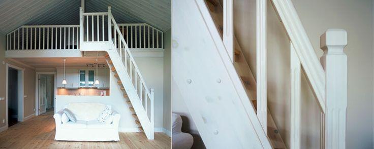 Olssons Trappor - specialisten på alla typer av trätrappor, Trappsteg, trappa, trätrappa, trappor, furutrappa, lofttrappa, träprodukter, trä, trappräcke, handledare, spaljé, specialtrappor, Ljusdalstrappan, Järvsötrappan, Ygskorset