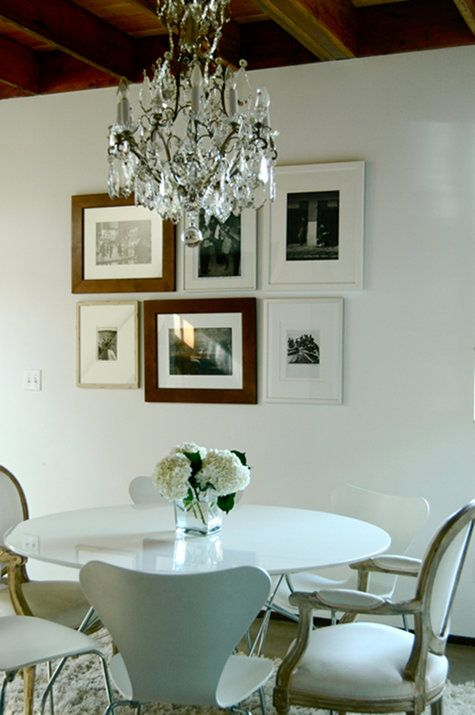 Dining room of my last house.