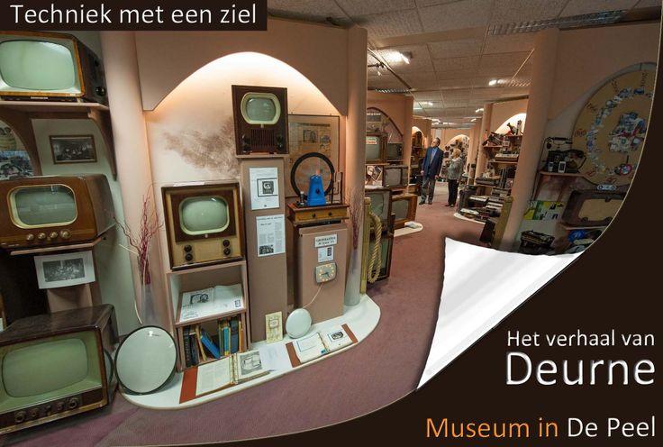 Techniek met een Ziel  Dag van de televisie.Bekijk de evolutie van het televisietoestel in Museum Techniek met 'n ziel in Neerkant. Een feest van herkenning en een vleugje nostalgie. Fotograaf: Hein van Bakel. - See more at: http://www.deurne-in-depeel.nl