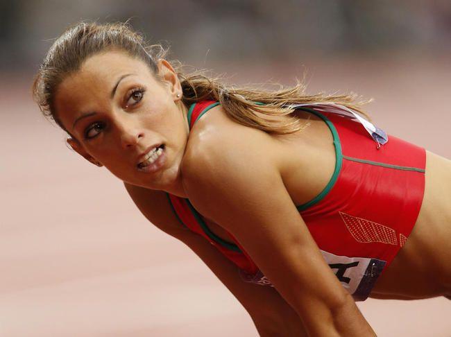 Ivet Lalova (100 m)