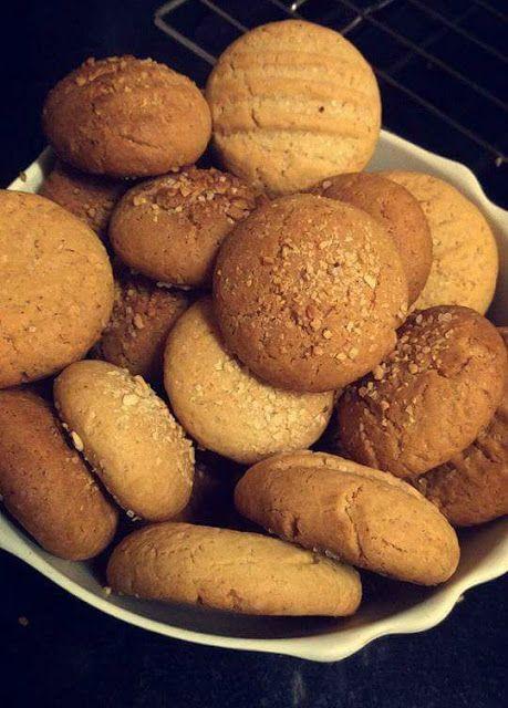 Mπισκότα βουτύρου με 3 υλικά !!! ~ ΜΑΓΕΙΡΙΚΗ ΚΑΙ ΣΥΝΤΑΓΕΣ 2