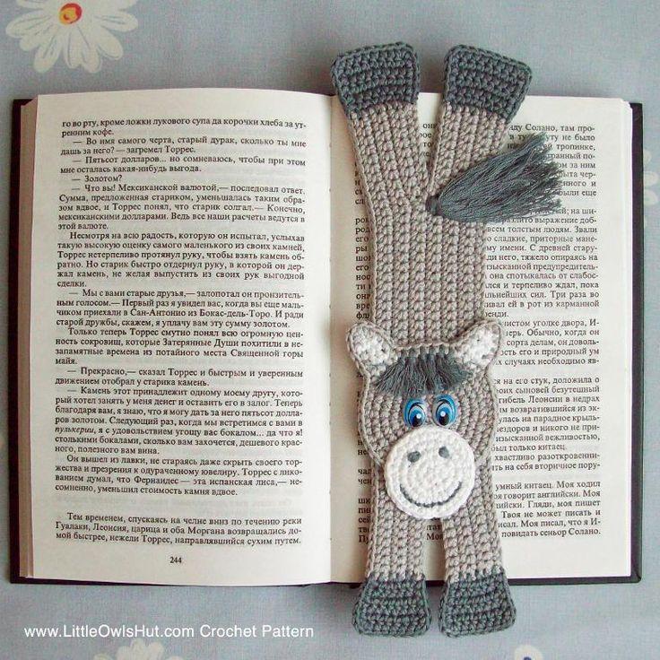 Mejores 7 imágenes de marca páginas a crochet burritos en Pinterest ...