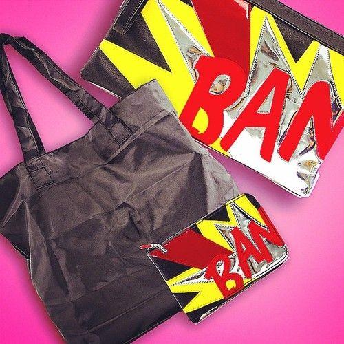 bang! fiorucci fw14/15 bag collection!