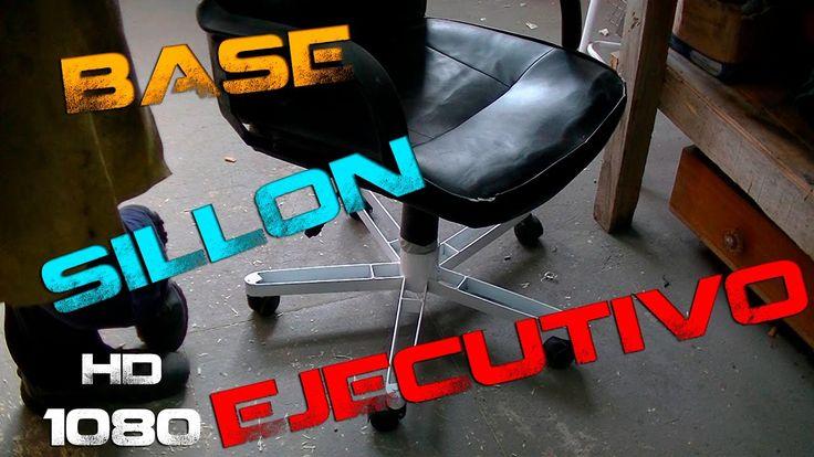 Base de sillón ejecutivo | Executive chair basis