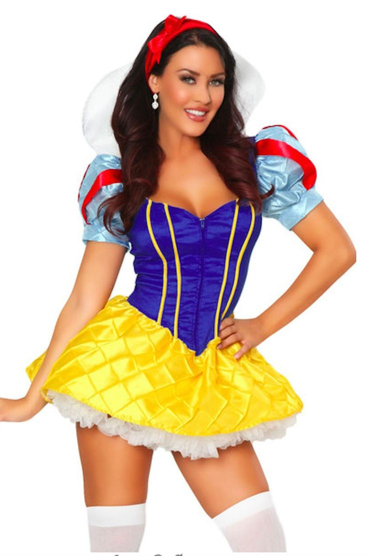 10 Sexy AF Halloween Costumes For All The Single Ladies