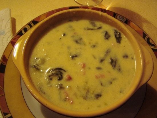 Soupe du chalet : la recette facile