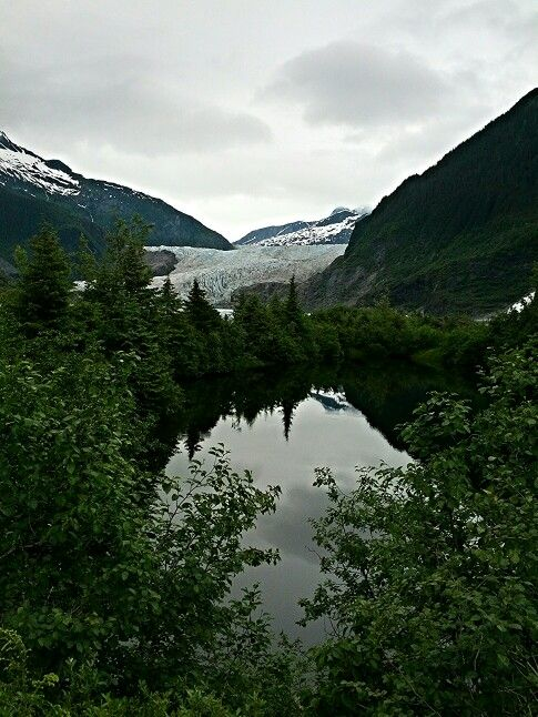 mytripadvice: Alaska Mendenhall Glacier outside of Juneau