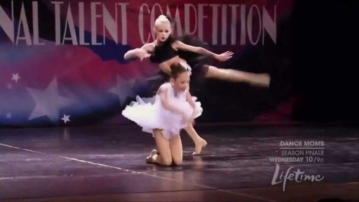 Black Swan - Dance Moms - Chloe_Maddie Duet